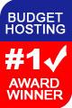 #1 Budget Hosting. from www.cheap-web-hosting-review.com, 2008